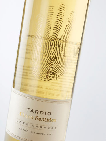 Cinco Sentidos Tardio Late Harvest Blanc